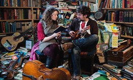 "The Bookshop Band ""Stay Sharp & Stay Alive: Songs Inspired by American Authors"""