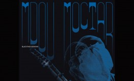 "M'dou Moctar ""Blue Stage Sessions"""