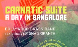 "Bollywood Brass Band ""A Day in Bangalore"""