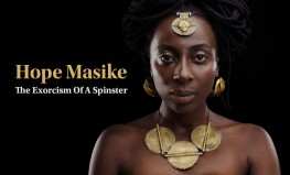 "Hope Masike ""The Exorcism Of A Spinster"""