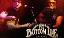 "Lou Reed, Kris Kristofferson ""The Bottom Line Archive Series"""